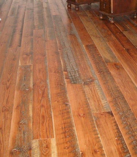 Wide Plank Flooring : : Antique