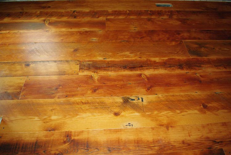 Solid Wood Products - wide plank flooring : : antique