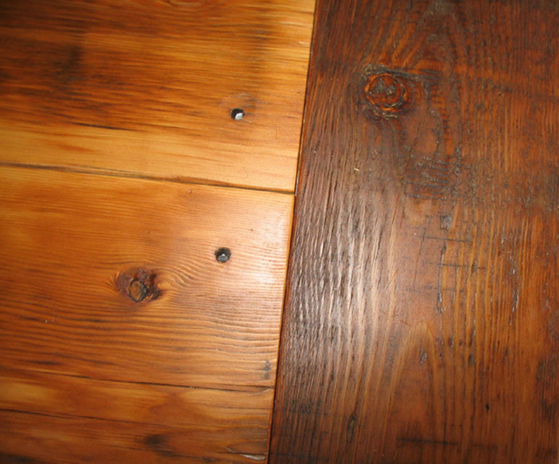Solid Wood Products Wide Plank Flooring Heritage