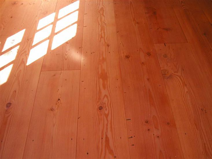 Solid wood products wide plank flooring select for Wide plank wood flooring
